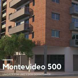 VENDO DEPARTAMENTO MONTEVIDEO 500 A ESTRENAR