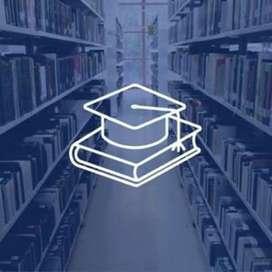 Asesoramiento Proyectos, estudios, tesis etc.