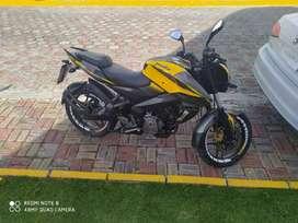 Moto pulsar 200 vendo recibo moto