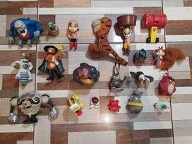 55mil figuras coleccionables NO VENDO SEPARADO