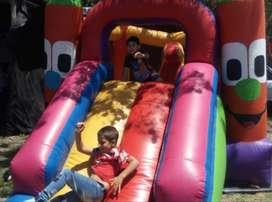 ALQUILAMOS INFLABLES y DIVERSION INFANTIL