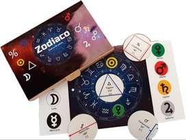 Zodiaco: Guerra de astros. Juego de estrategia