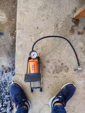Bomba a presión manual
