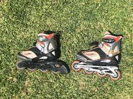 Rollers Rollerblade Extensibles