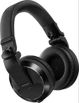 Auricular PIONEER HDJ X7 K Especial Dj!!!