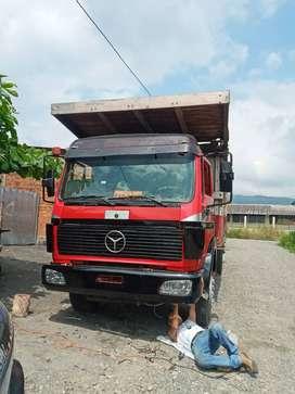Vendo camion sensillo