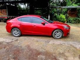 Mazda 3 Sky Active modelo 2015 Automática