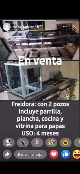 Freidora PRAIVE