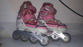 Venta de patines marca Viper niña