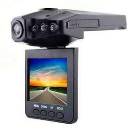 Camara DVR Para Carro HD Visión Nocturna Pantalla 2.5 Sensor
