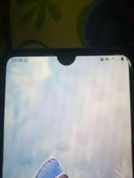 Samsung A70 solo 5 meses de uso con garantia