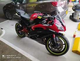 Yamaha R6R 600 modelo 2014