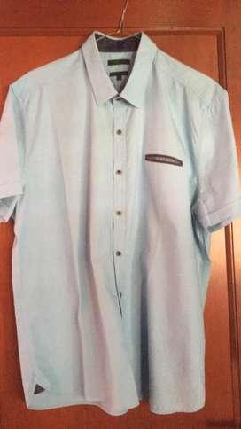 Camisas Y Chombas de Hombre