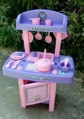 Mini Cocinita con accesorios