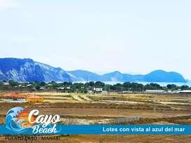 Terrenos cerca a Puerto Lopez, Dentro de Lotizacion Privada, Solo Efectivo, Puerto Cayo Manabi, S1