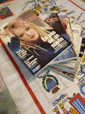 16 revistas de Selecciones década del 90