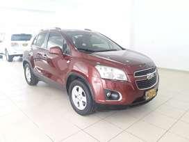 Vendo Chevrolet tracker 2014 IT automática