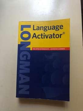 Diccionario activator longman