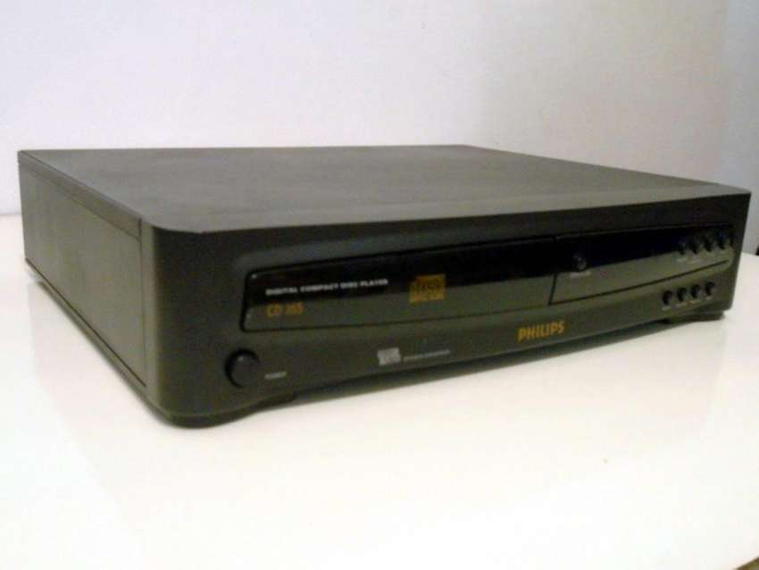 Reproductor De CD Audio PHILIPS CD165 DIGITAL COMPACT DISC PLAYER 0