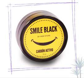 CARBON ACTIVO SMILE BLACK