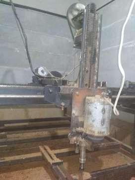 ROUTER CNC . GRANDE (PERMUTO) (FABRICAMOS)