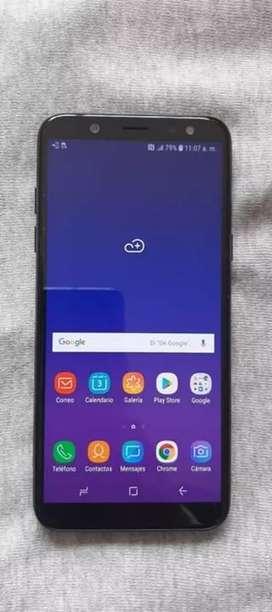 Vendo o cambió Samsung A6 2019 de aser homologar