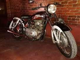 Cafe racer original de colección del año 51