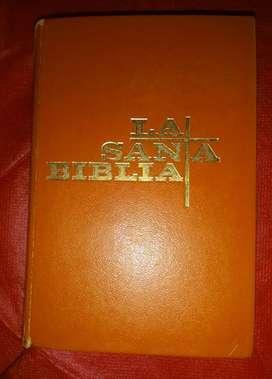 LA SANTA BIBLIA  EDICIONES PAULINAS