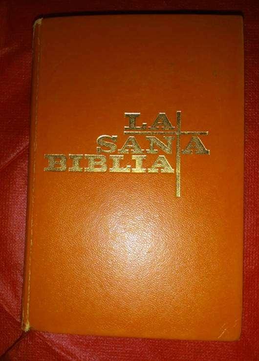 LA SANTA BIBLIA  EDICIONES PAULINAS 0