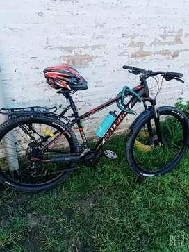 Bicicleta raleigh 4.0