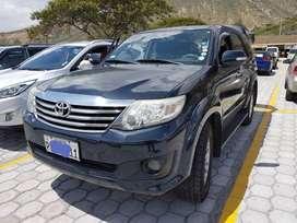 Lo que buscabas Toyota Fortuner 2.7, manual $ 27.000 negociable.