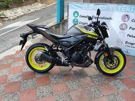 Yamaha MT03 2019