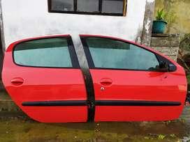 Puertas de Peugeot 206