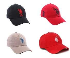Gorras Polo Uspa original en promoción