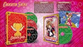 Anime Sakura Cardcaptor Serie Completa 1080p
