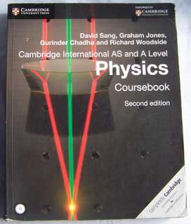 Cambridge International As And A Level Physics with CD