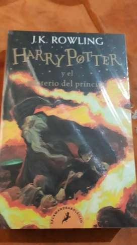 HARRY POTTER 6 Y EL MISTERIO DEL PRINCIPE (nuevo)