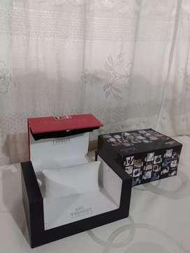 Caja Tissot original