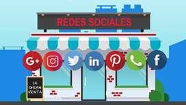 Venta por redes sociales por comision