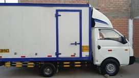 Venta de camioneta forgon .. Hyunday h100