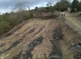 Vendo terreno en Jipijapa