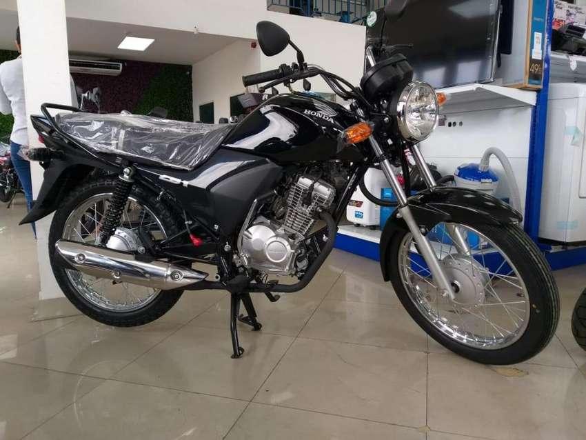 Moto Honda cb1 star 125 2019 0