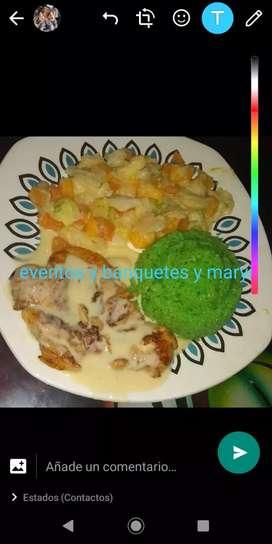 Deliciosa comida especial en cali