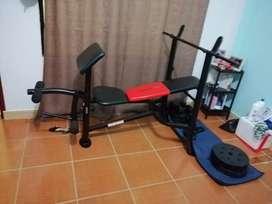 Vendo maquina de hacer ejercicio