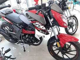Moto deportiva XY200-18  SHINERAY  Importadora CHIMASA OROMOTO - MONICA