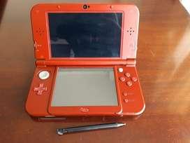 New Nintendo 3ds Xl  3 Juegos cambio