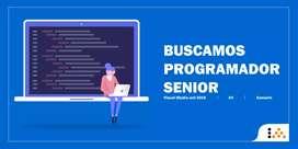 Programador net Xamarin C# Apps