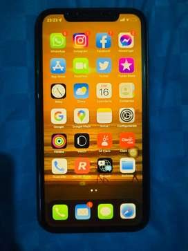 Iphone XR 64 GB (impecable)