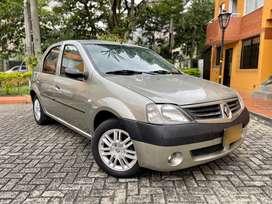Renault logan en excelentes condiciones, unico dueño