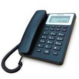 Teléfono con Identificador